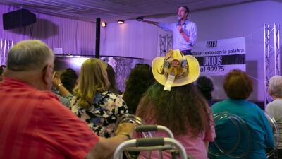 Estos texanos explican qué es lo que más les gusta de Beto O'Rourke, el demócrata que busca sacar a Ted Cruz del senado