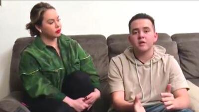 Custodiado por su hermana Chiquis, Johnny habla sobre su preferencia sexual