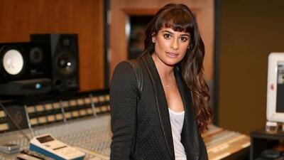 Lea Michele está lista para despedirse de Glee, definitivamente