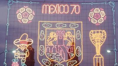 Hace 60 años, México se lanzó por el Mundial 1970