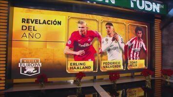Premios Misión Europa: ¡Futbolista revelación del año!