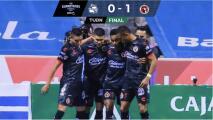 Resumen   Xolos le pega 0-1 al Puebla de visita con un penalti