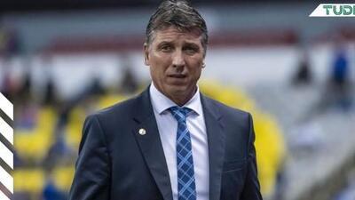 """Siboldi sobre eliminación de Cruz Azul: """"Es un fracaso total"""""""