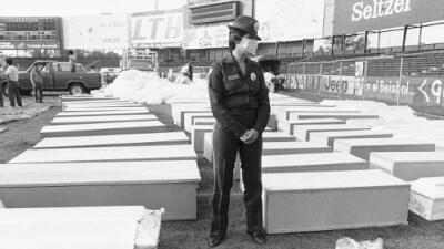 Los estadios, bastiones de la ciudadanía ante los sismos en México