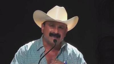 """Layín, el alcalde mexicano que admitió haber robado """"poquito"""", quiere ser gobernador de su estado"""