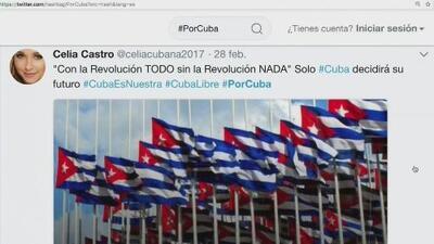 ¿Se está usando la imagen de personas famosas para demostrar supuesto apoyo al régimen cubano?
