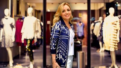 Angélica Rivera y la costosa chaqueta que presumió durante su reunión con los grandes amores de Maluma