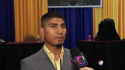 "Mikey García: ""Logramos frustrar a Mayweather"""