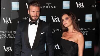 Victoria Beckham no invitó a Mel B al cumpleaños de David