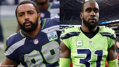 El fin de una era en Seattle: Doug Baldwin y Kam Chancellor salen de los Seahawks