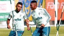 Gol de penal a lo Messi y Suárez, pero con sabor colombiano