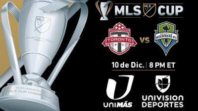 Toronto FC vs Seattle Sounders FC disputarán el título de la MLS Cup 2016
