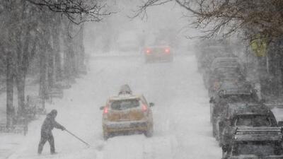 Una nueva tormenta invernal afecta al centro y norte de Estados Unidos