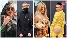 Estos fueron los looks más radicales (y raros) de los MTV VMAs 2019