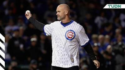 David Ross toma el timón de los Cubs