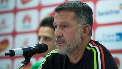"""Juan Carlos Osorio: """"Es un gran resultado para el fútbol mexicano"""""""