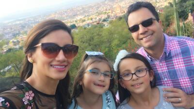 En fotos: Las vacaciones de los Velasco Atilano en Guanajuato, México 2018