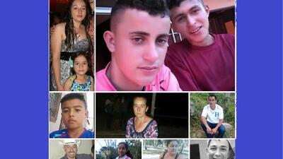 Hombre en Charlotte denuncia el secuestro de 11 miembros de su familia, entre ellos su esposa y su hija.