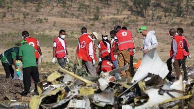 Dan a conocer cuáles fueron las últimas palabras del piloto del avión que se estrelló en Etiopía