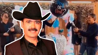 Mario Quintero, de Los Tucanes de Tijuana, se convertirá en abuelo