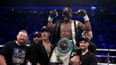 Hassan N'Dam venció a Murray y sueña con enfrentarse al Canelo