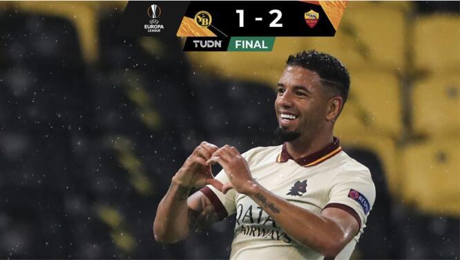 La Roma concreta voltereta 1-2 a domicilio del Young Boys