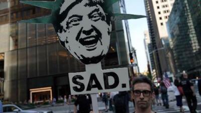 El mundo desconfía de Trump: los más escépticos son los mexicanos, los españoles y los suecos