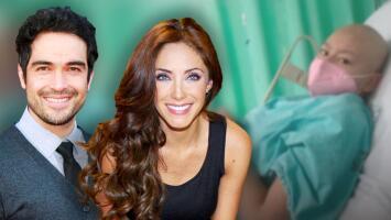 Alfonso Herrera y Anahí responden a una joven con cáncer cuyo mayor sueño es ver a RBD