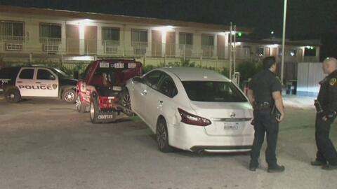 Arrestan a sospechoso que se negó a una parada de tráfico y protagonizó una persecución policiaca en Houston