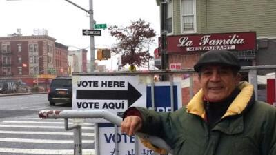 Estos hispanos sí votaron en uno de los barrios latinos con menos participación de Nueva York