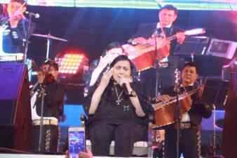 En fotos: los momentos más emotivos del homenaje a don Antonio Aguilar en Zacatecas, México