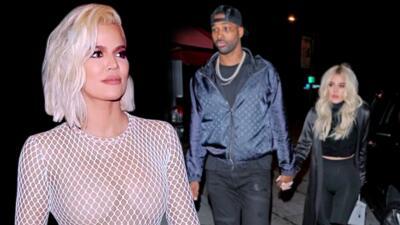 Pese a las infidelidades de Tristán, Khloé Kardashian prefiere llevar la fiesta en paz con él por una buena razón