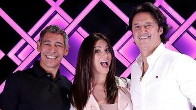 Estos son los tres famosos jueces de Mira Quién Baila (por si no bastaban diez estrellas)