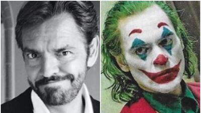 Eugenio Derbez sueña con ser un villano y prestar su voz a The Joker