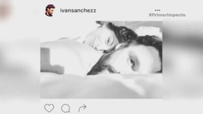 Sigue el amor entre Iván Sánchez y Ana Brenda Contreras
