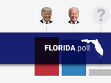 Biden is nipping at Trump's heels in Florida, where Cubans and Puerto Ricans view the president very differently: Univision poll