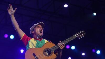 Manu Chao regresa después de 10 años con tres nuevas canciones