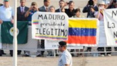 Maduro cumple un mes al mando de una Venezuela en crisis