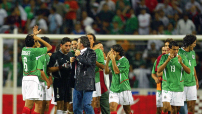Juan Carlos Osorio igualó el inicio de Ricardo La Volpe en el Hexagonal rumbo a Alemania