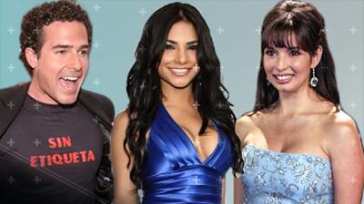 Casi 20 años viéndolos y muchos siguen igualitos: mira al talento de Univision en las alfombras de Premio Lo Nuestro