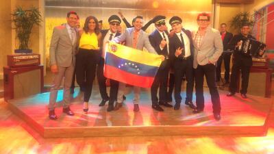 Despierta América también festeja la independencia de Venezuela