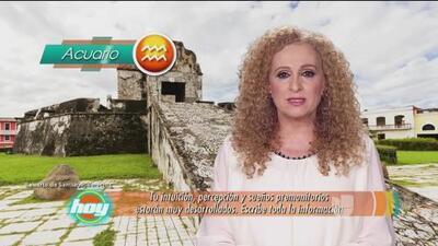 Mizada Acuario 12 de mayo de 2017