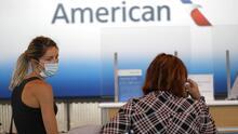 American Airlines no cobrará recargos por cambiar vuelos adquiridos antes del 8 de septiembre