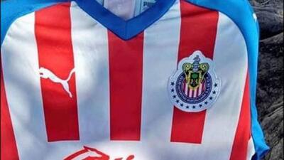 Así sería la nueva ''piel'' de Chivas para el Apertura 2019