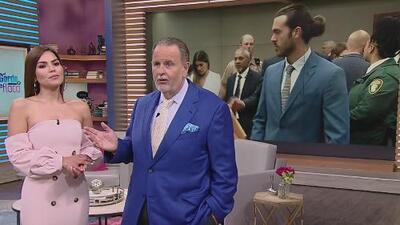 Raúl de Molina responde con ironía a los nuevos señalamientos hechos por el abogado de Pablo Lyle