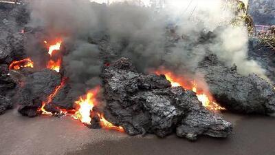 Hawaii permanece en máxima alerta por la continua actividad del volcán Kilauea y otra posible explosión