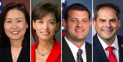 Hispanos republicanos y mujeres asiáticas lideran las contiendas más reñidas para el Congreso federal en California