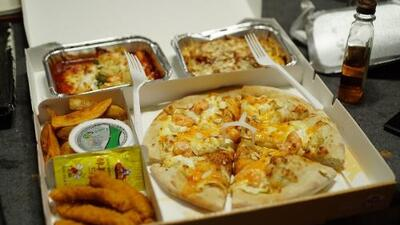Study shows 1 in 4 delivery drivers eat your food before delivering it