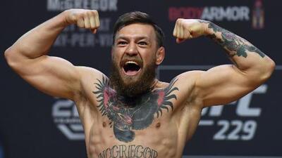 Conor McGregor, investigado en Irlanda por supuesta agresión sexual
