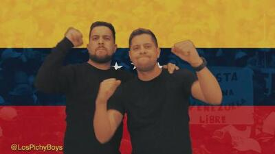"""Esta es la canción que los 'Pichy Boys' le dedican al """"dictador Maduro"""""""